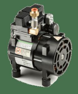 High Flow Vacuum Pump